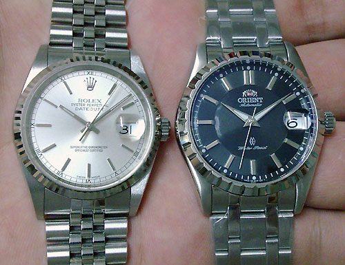 Orient CER1P004B0 – Another homage watch