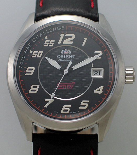 ORIENT x STI collaboration 2010 Limited Eition Ⅱ Ser1s001b