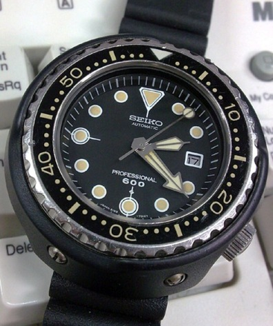 Seiko Diver's Watch 45th Anniversary (4/6)
