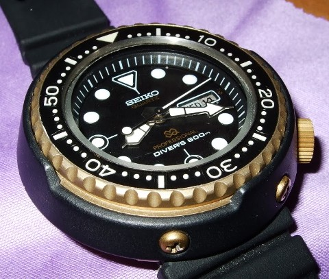 Seiko Diver's Watch 45th Anniversary (5/6)