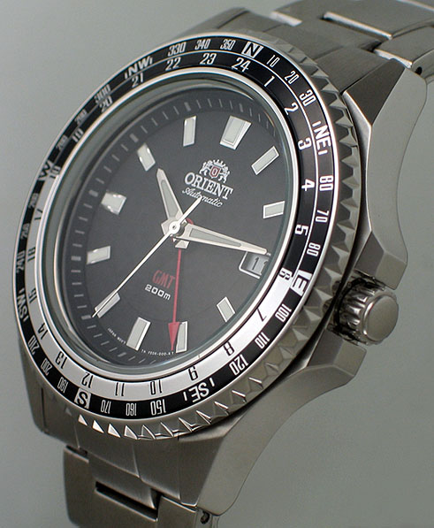 Orient GMT International Model – FFE06001B | Yeoman's Watch Review