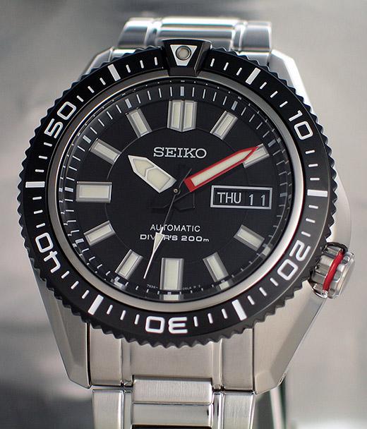 Seiko 200m divers - SKZ323K, SKZ325K & SKZ327K (1/6)