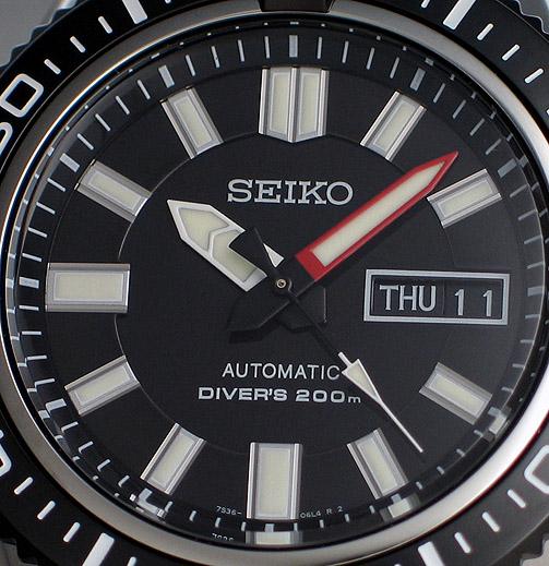 Seiko 200m divers - SKZ323K, SKZ325K & SKZ327K (4/6)