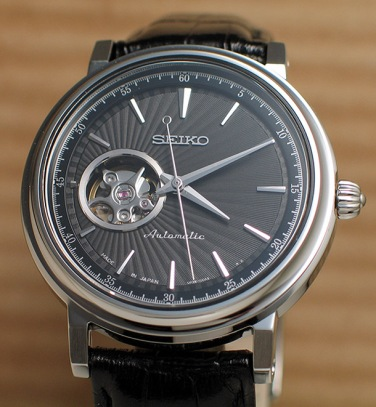 Pictorial Review of the 4R38 Seiko Presage – SSA017J