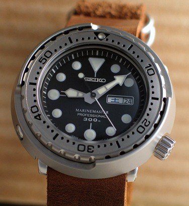 the latest 138b9 62ff1 Watch Purchase: SBBN017 | Yeoman's Watch Review