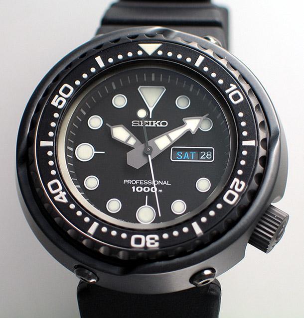 Seiko 1000m Shrouded Diver - S23619J1 (1/6)