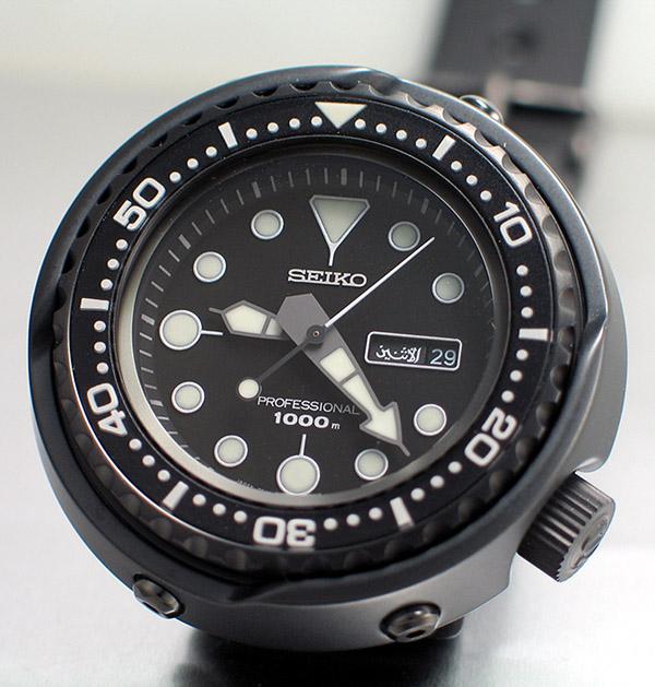 Seiko 1000m Shrouded Diver - S23619J1 (3/6)