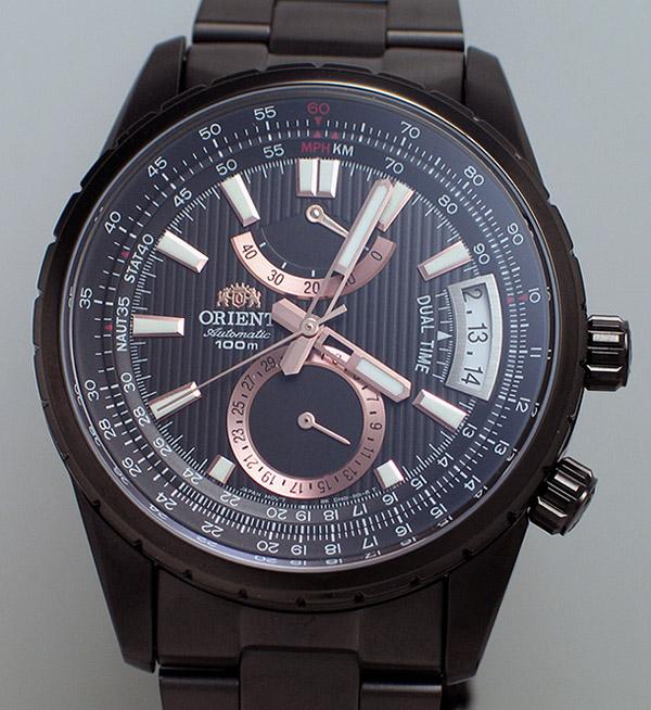 Orient Dual Time - DH01001B (1/6)