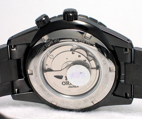 Orient Dual Time - DH01001B (6/6)
