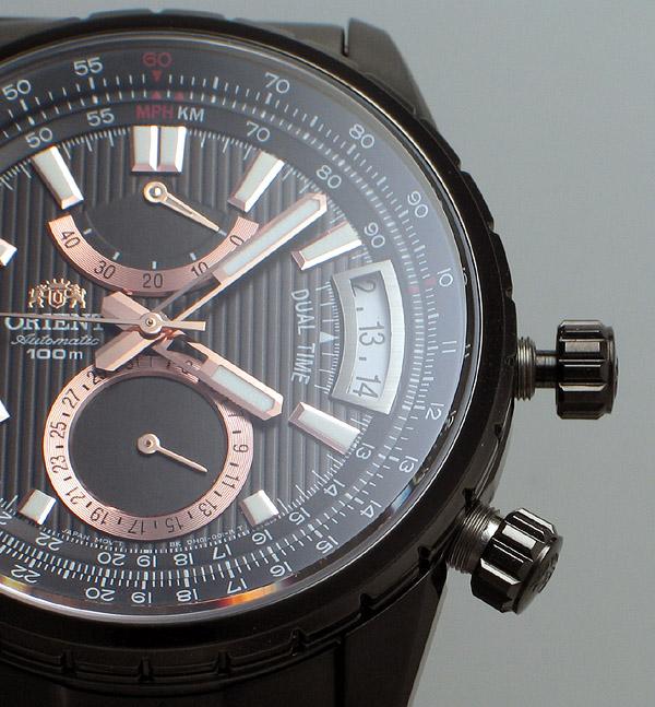 Orient Dual Time - DH01001B (5/6)