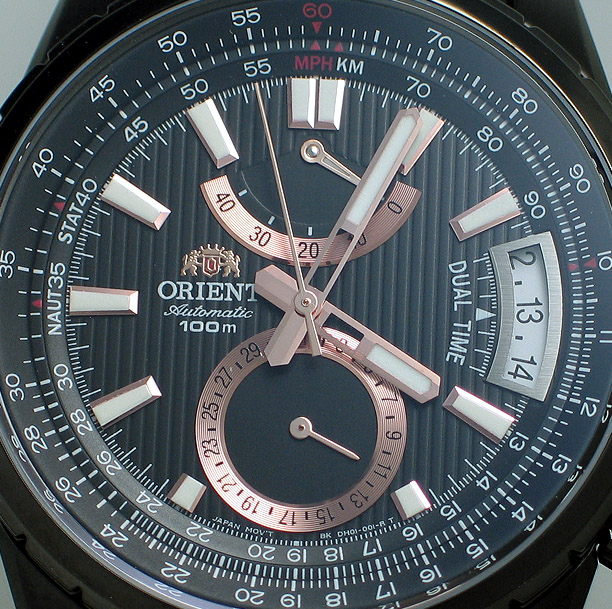 Orient Dual Time - DH01001B (2/6)