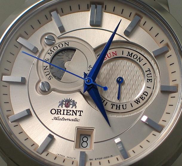 orient - Orient Sun & Moon Etop003w_dial