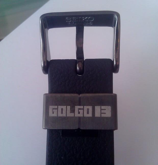 Seiko Golgo 13 Limited Edition – SBBN023