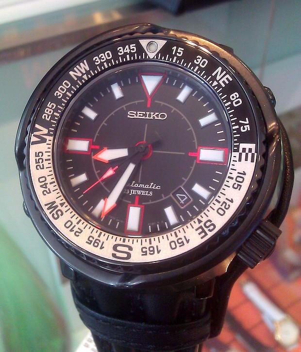 Seiko Golgo 13 Limited Edition Fieldmaster