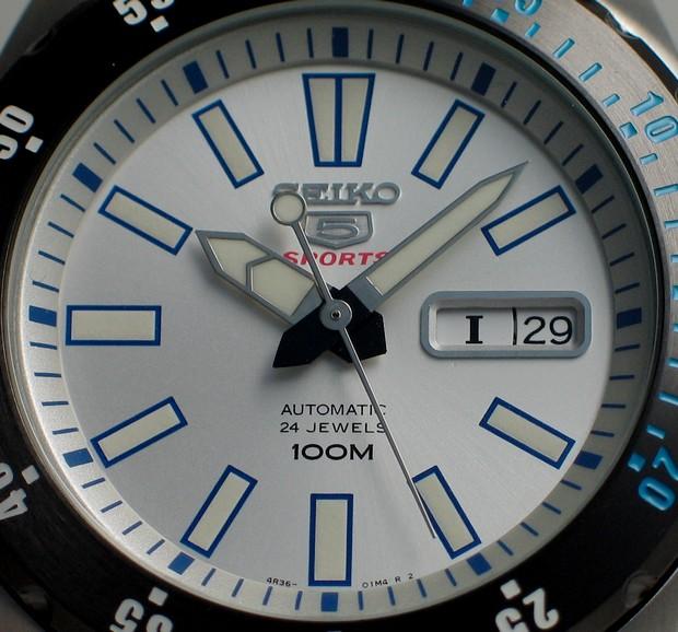 Seiko 5 Model – SRP359K Srp359k_dial