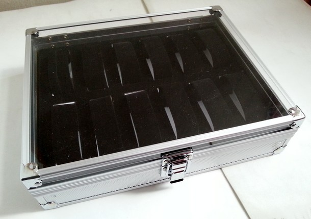 Aluminium Watch Case (1/6)