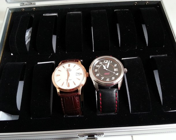 Aluminium Watch Case (6/6)