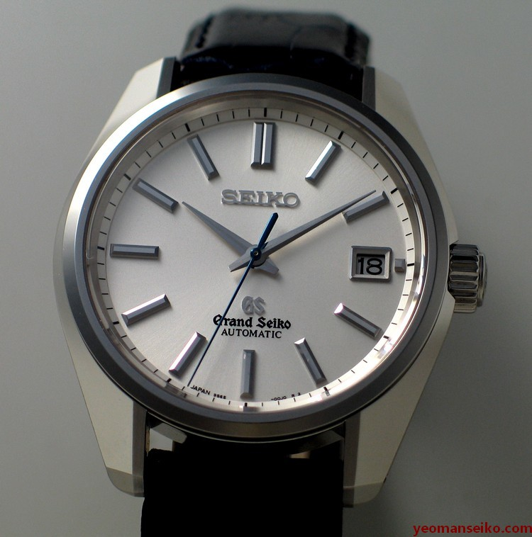 100 Years of Watchmaking Limited Edition Grand Seiko - SBGR081 (1/6)