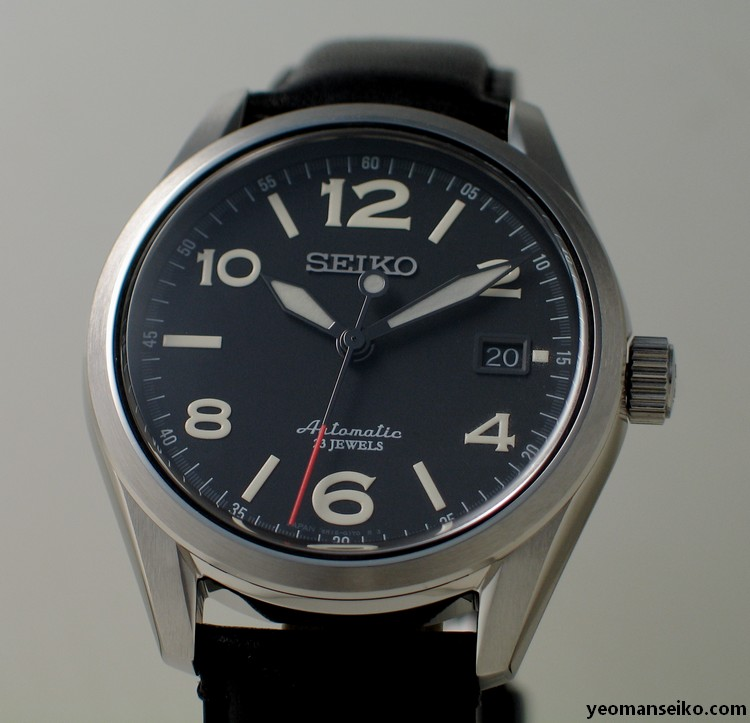 Seiko Mechanical - SARG011 (1/6)