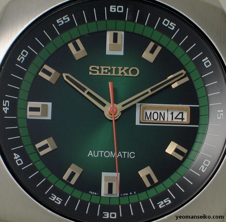 Vintage Style Seiko - SNKM97K (2/6)
