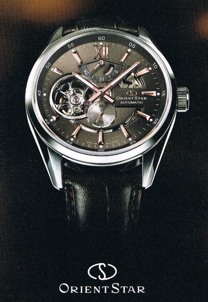 New Models by Seiko and Orient (5/6)