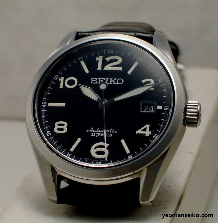 Watch Purchase Seiko SARG009 Yeomans Watch Review