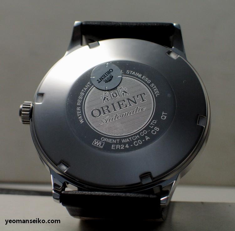 3rd Orient Bambino Variant - ER2400LD (6/6)