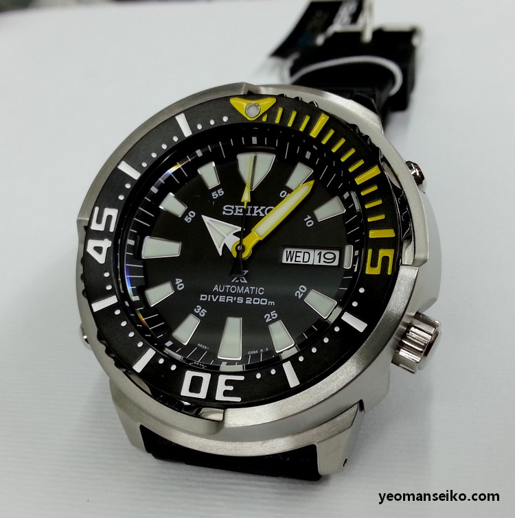 New Seiko 200m Shrouded Divers Srp639k And Srp641k