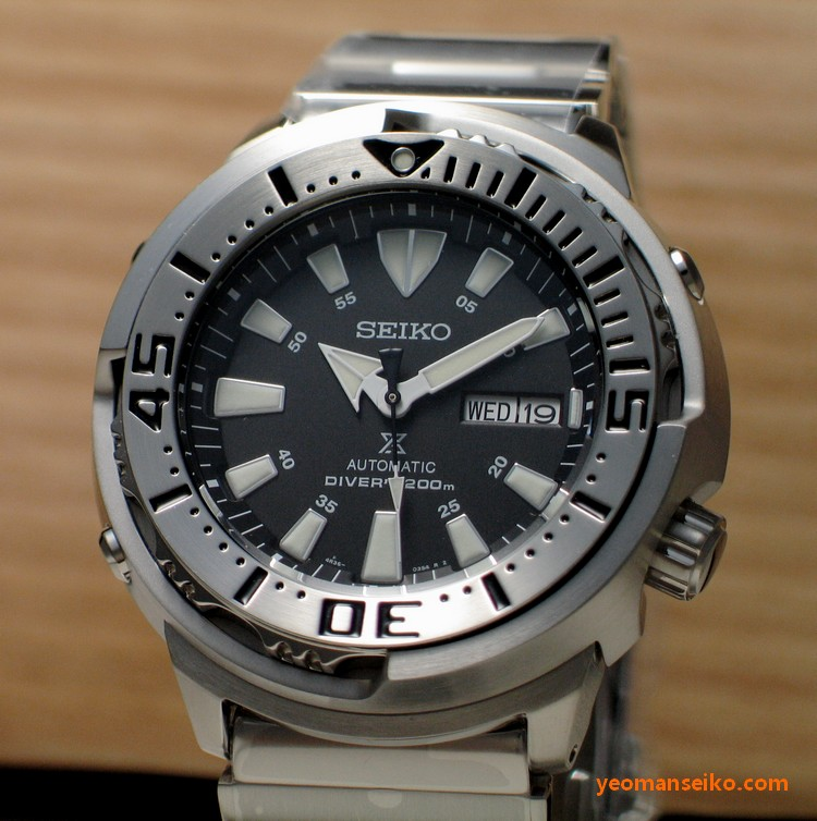 New Seiko Prospex 200m Diver Srp637k Yeoman S Watch Review
