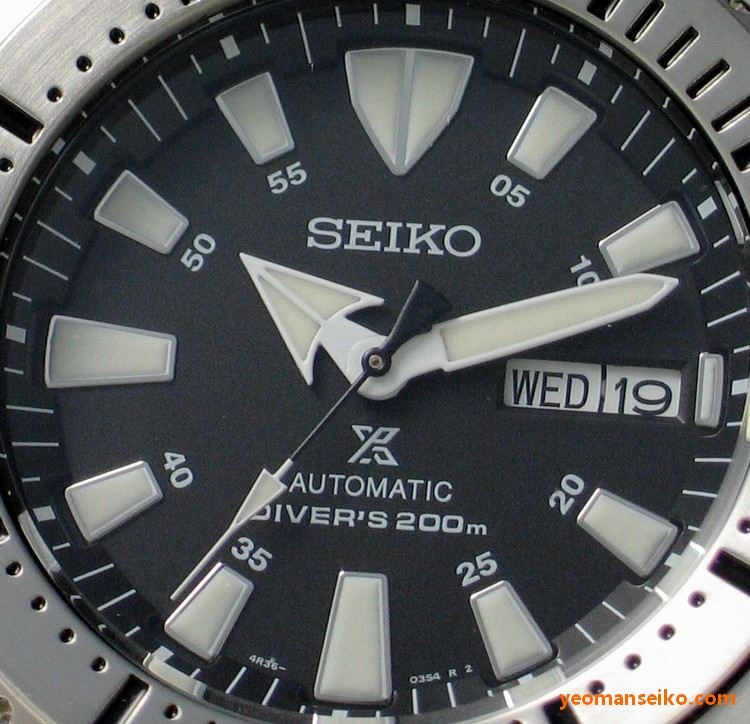 New Seiko Prospex 200m Diver - SRP637K (2/6)