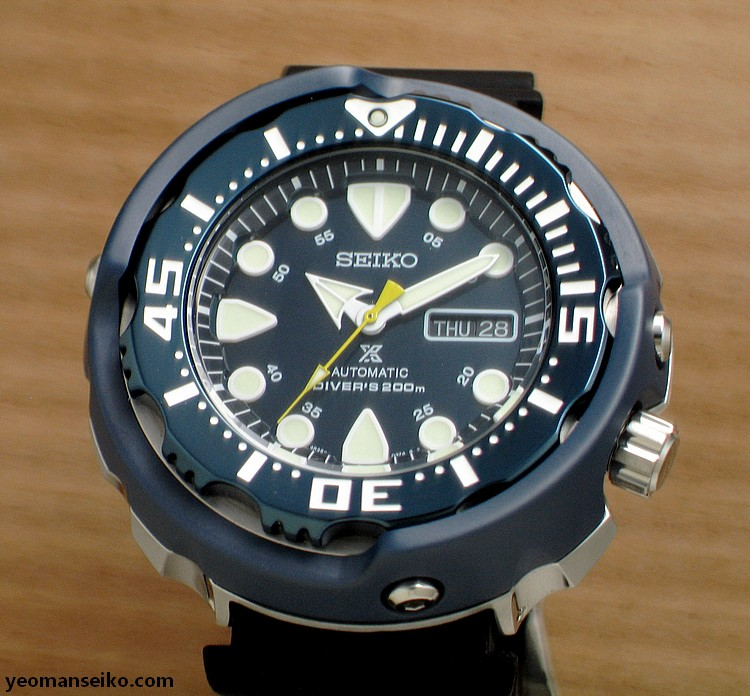 SEIKO DIVERS 50TH ANNIVERSARY – SRP653K Srp653k
