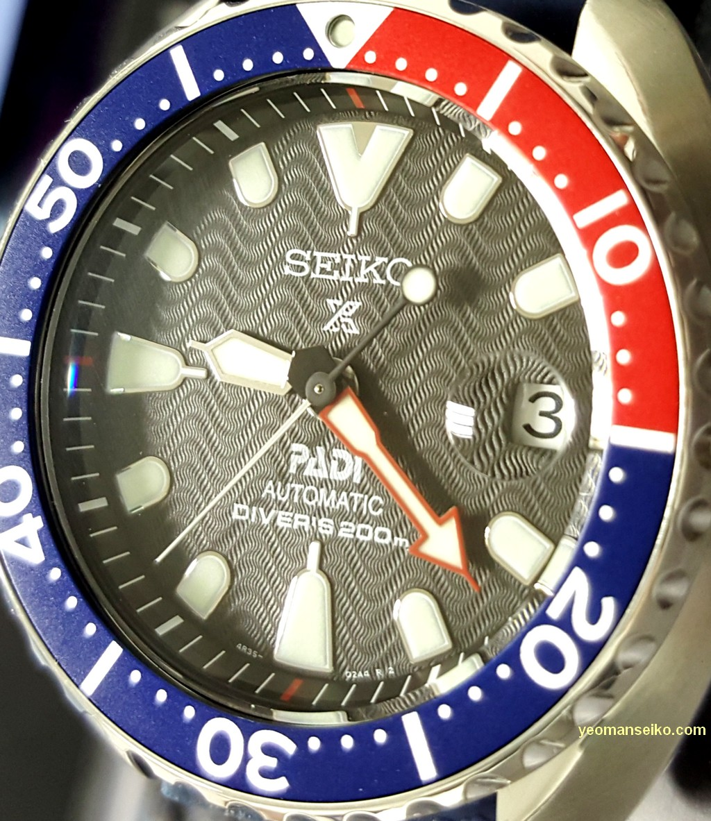 Seiko Mini Turtle Srpc41k Padi Edition Yeoman S Watch Review