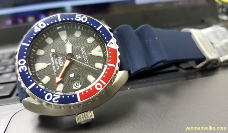 Seiko Mini Turtle Srpc41k Padi Edition Yeoman S Watch Review
