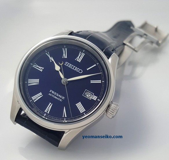 seiko presage limited edition spb069
