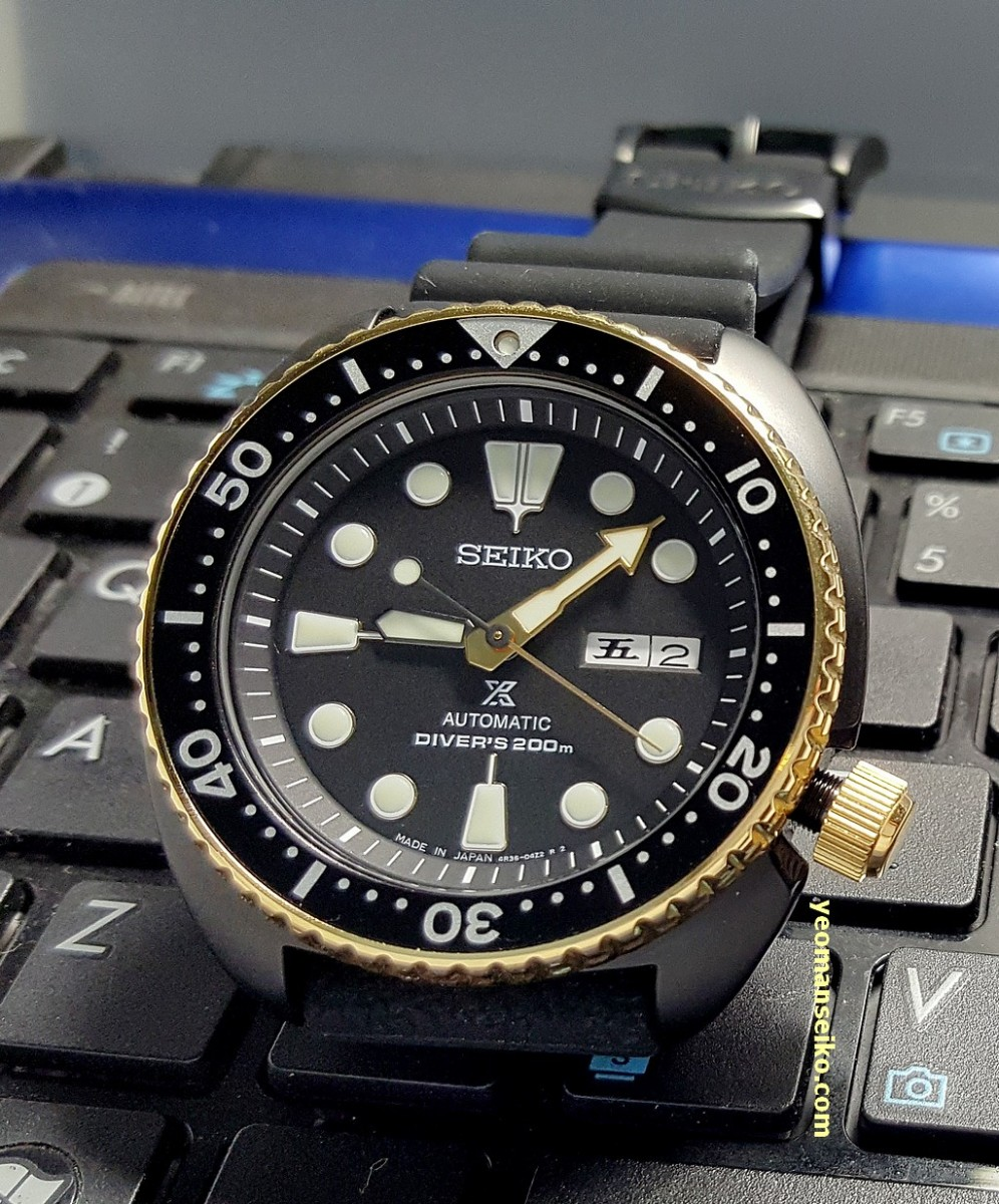 Some Pictures of the Seiko Prospex Turtle - SRPC48J